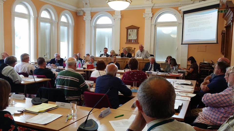 Eden District Council declares Climate and Ecological Emergency