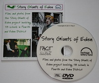 Story Giants DVD